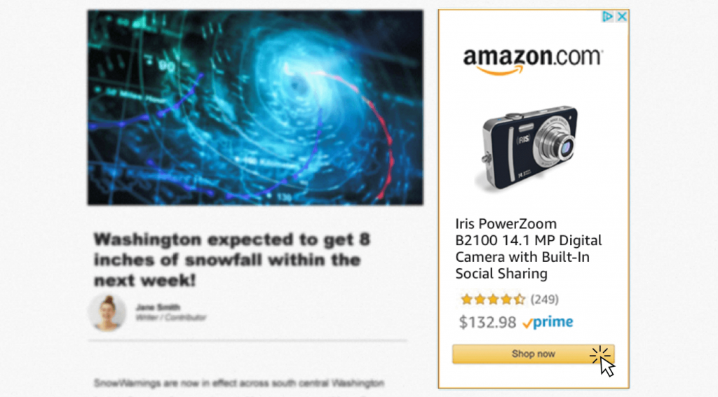 Amazon Sponsored Display Ads
